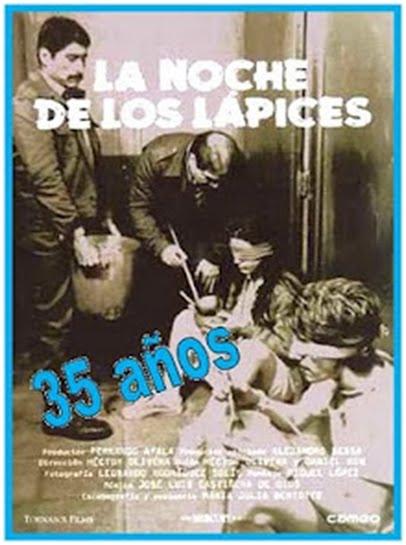 La Noche De Los Lapices -1976