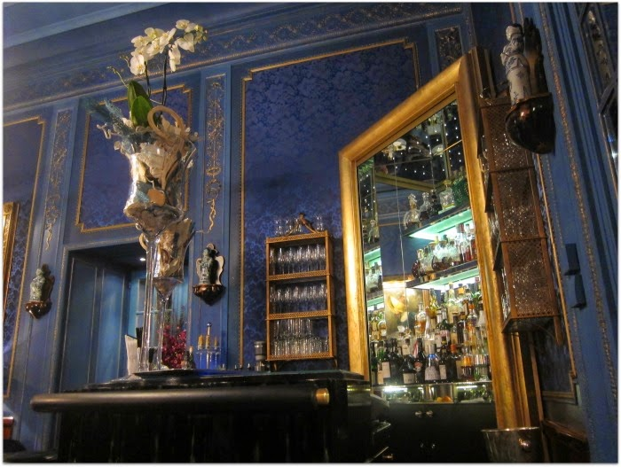 Blue Bar Hotel Sacher Vienna Austria