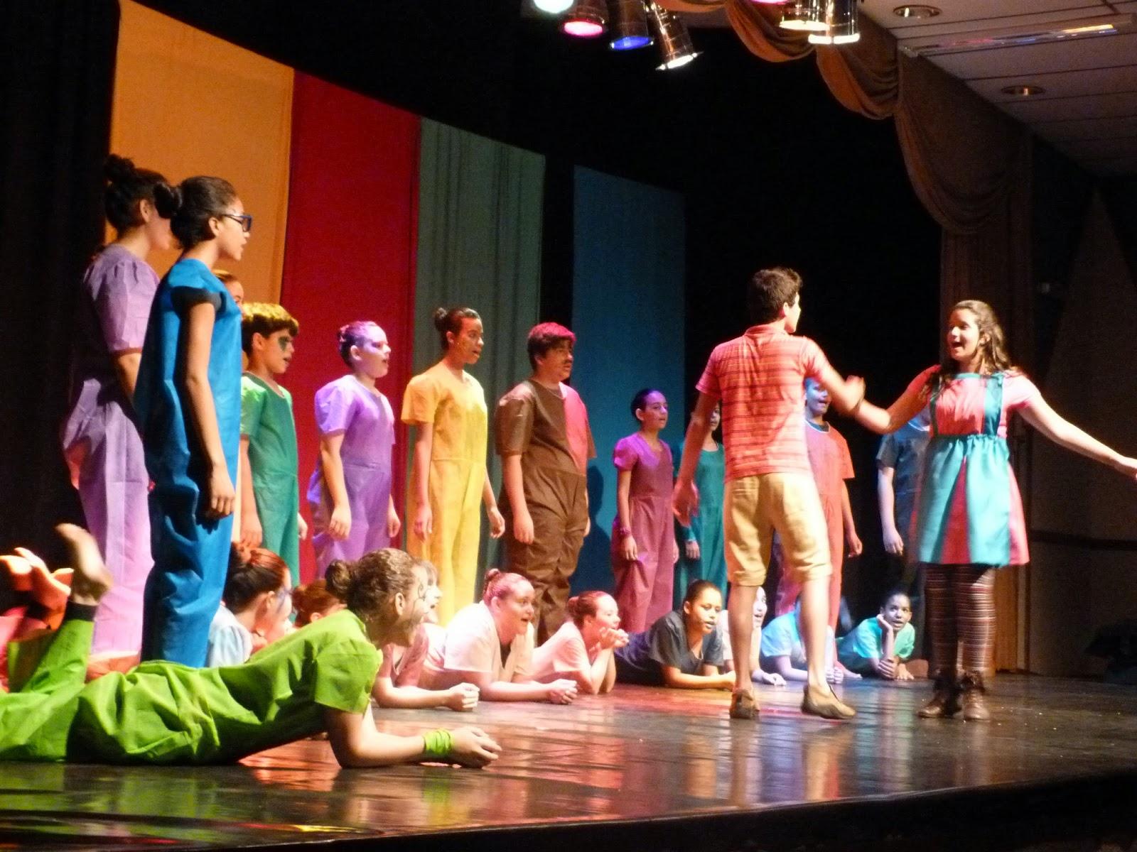 Grupo de teatro adolescente south florida