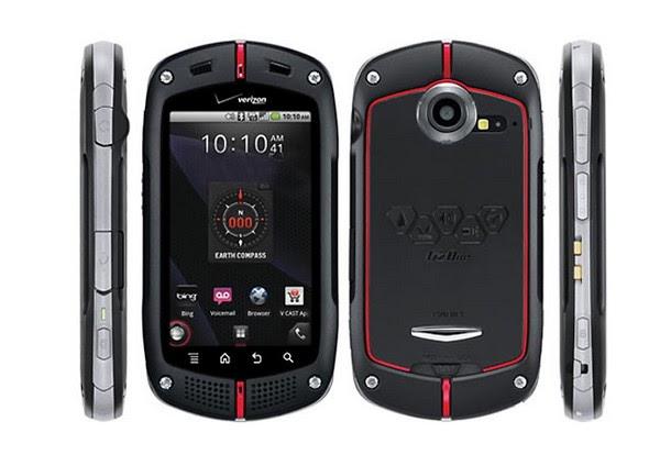 zOne Commando : Froyo Smartphone : Gadget Review