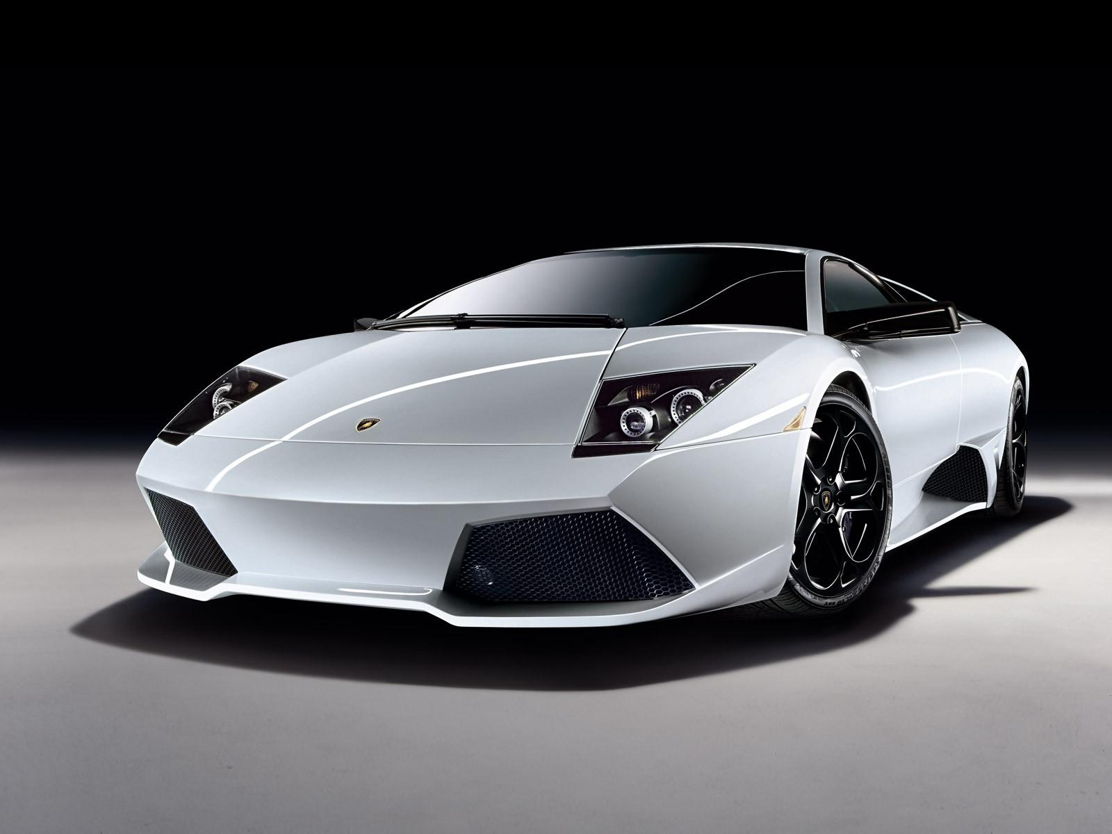 Luxury Lamborghini Cars Black Lamborghini Murcielago Wallpaper