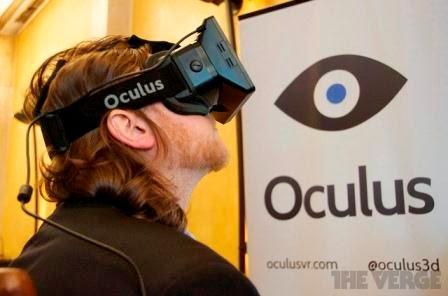Facebook on its way buy Oculus VR for $2 billion