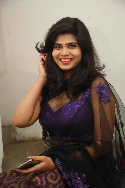 Alekhya Latest Photos At Kakatiya Cine Cricket Cup Launch