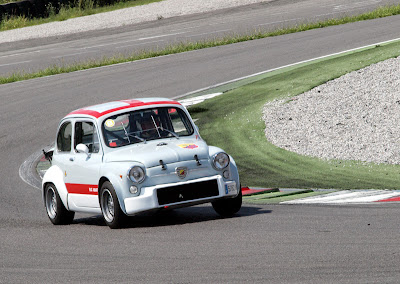 Historic Abarth Track Day 2012