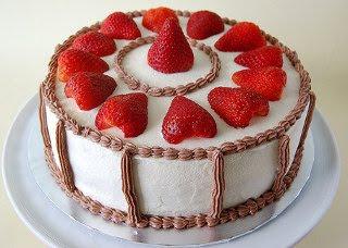 Torta sa jagodama recepti za kolače i torte