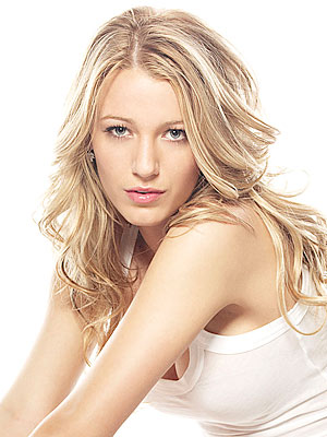 Blake Lively on Blake Lively Hot Photos