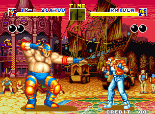 download arcade game portable fatal fury
