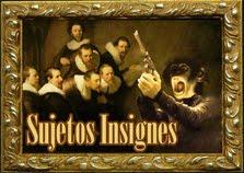 SUJETOS INSIGNES