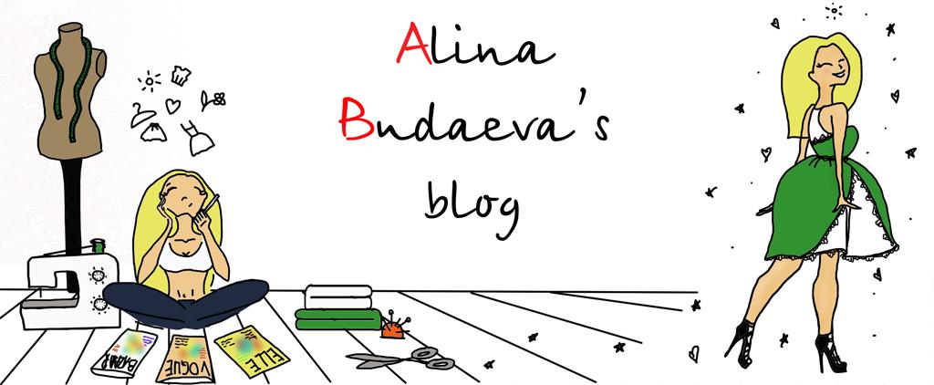 Alina Budaeva's blog