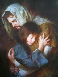 """NADIE TE AMA MAS QUE ÉL"""" A Jesucristo sigue con pecho grande y venga lo que venga nada te espante.."""