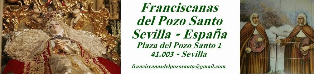 FRANCISCANAS DEL POZO SANTO