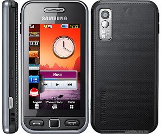 spesifikasi Samsung S5233S Star review harga baru dan harga bekas