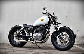 thunder cafe racer choper