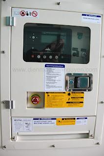 hệ thống điều khiển máy phát điện