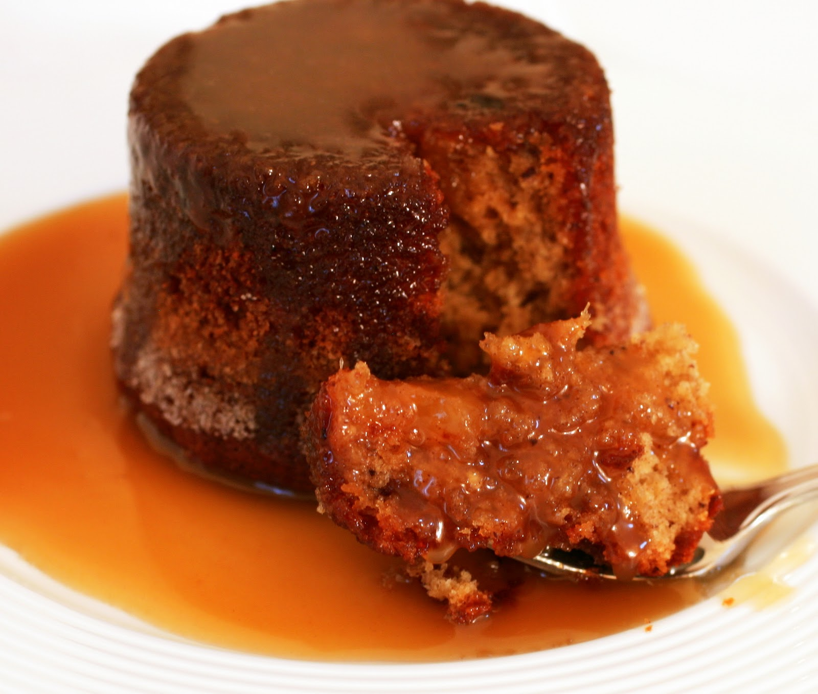 Tish Boyle Sweet Dreams: Sticky Toffee Pudding