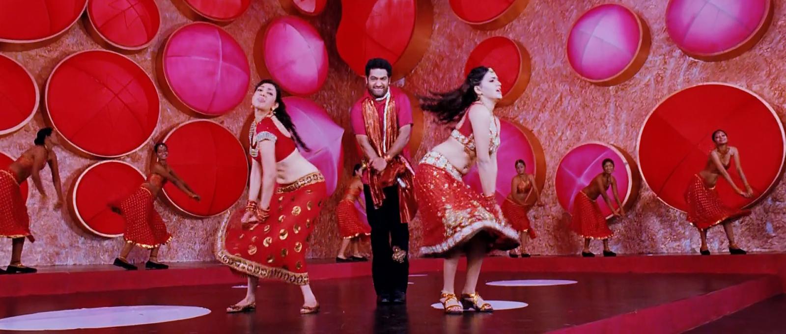 hq dvd captures of indian actress kajal n samantha