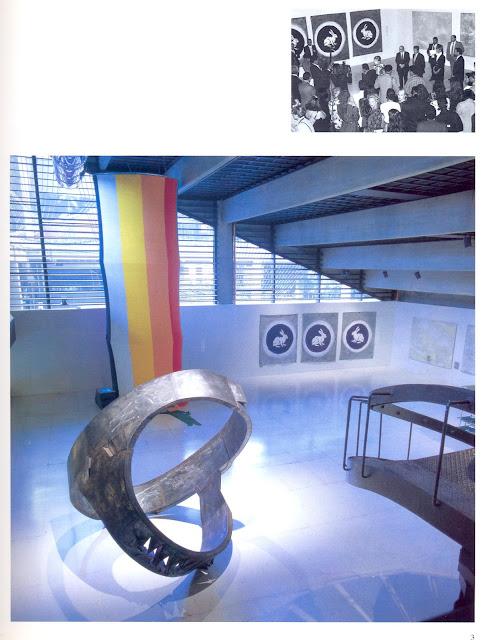 II Salón Pirelli de Jóvenes Artisras 1995