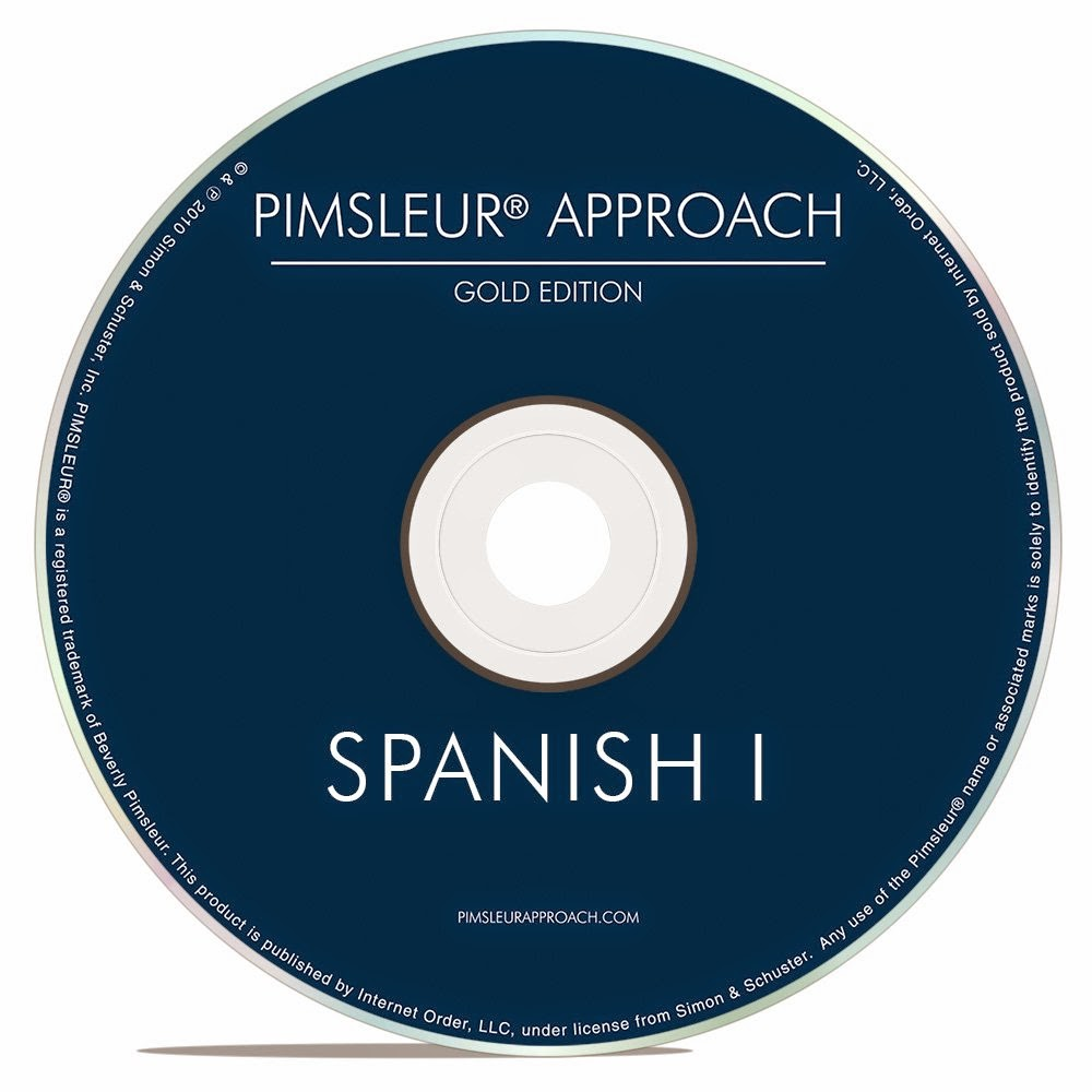 Pimsleur Approach Gold Edition French I,II,III,IV and V total 80 CD's