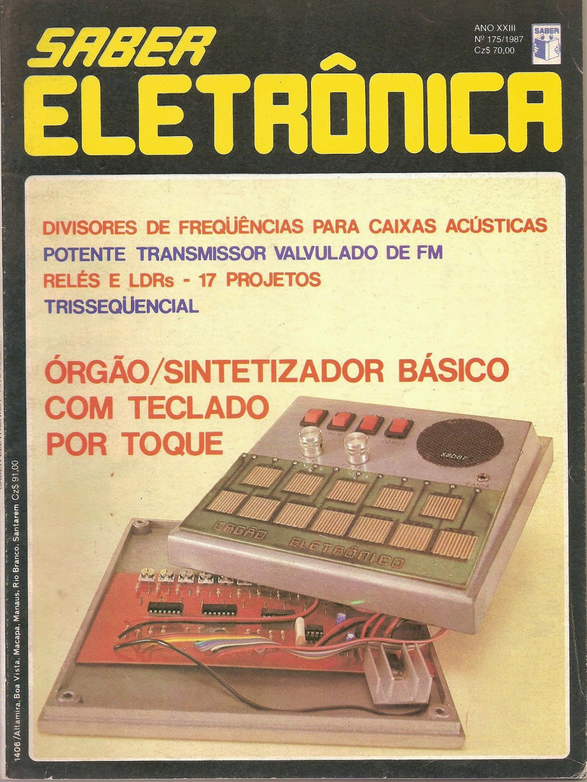 Amado FDI - FIRMWARE, DESIGN and INNOVATION: Transmissor Valvulado de FM TB69