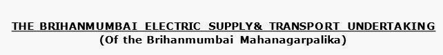 Brihan Mumbai Steno Recruitment 2014
