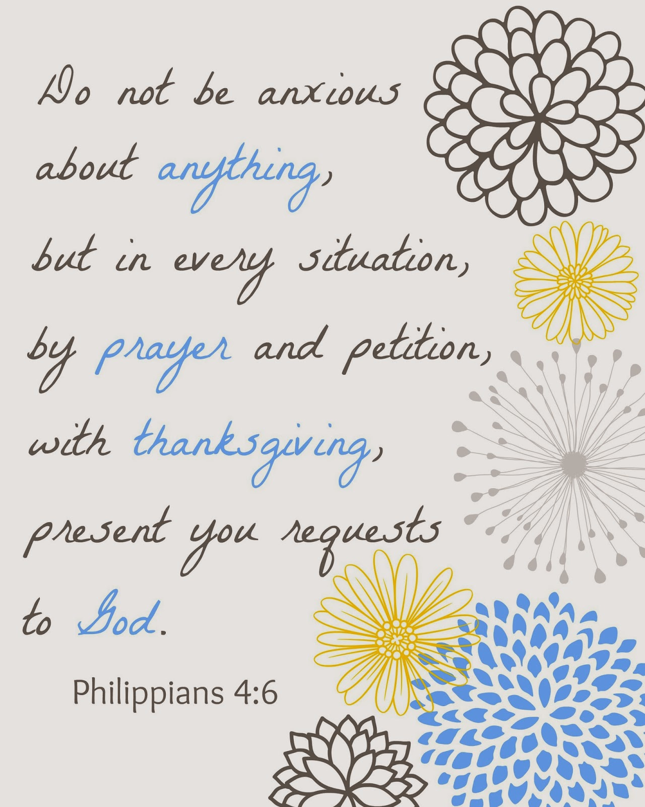 Designs free printable philippians 4 6 do not be anxious wall art