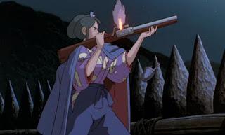 Princesa Mononoke - Lady Eboshi