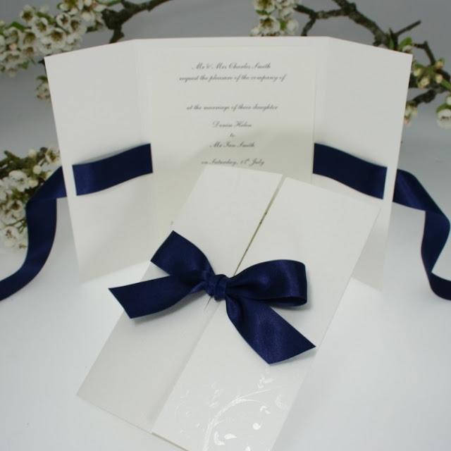 DIY convites de casamento