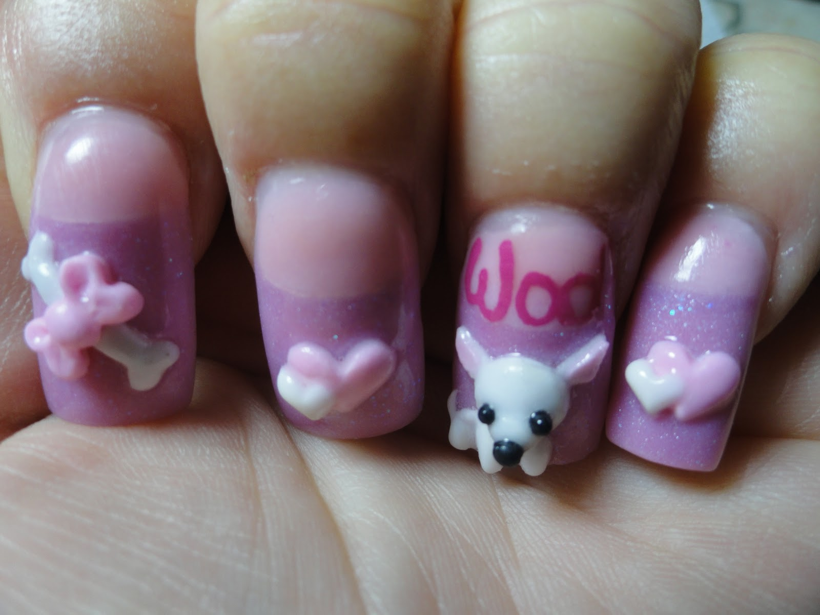 3d Nail Art Popular Nail Art