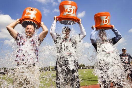 Asal Usul Istilah Ice Bucket Challenge