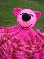Cheshire Charlie's Caftan aka blanket buddy