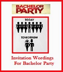 Sample invitation wordings bachelor party bachelor party invitation wordings sample invitation wordings for bachelorette party what to write in a bachelor party invitation card stopboris Images