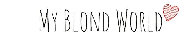My Blond World