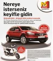 M1-Merkez-Gaziantep-AVM-Çekiliş-Kampanyası-M1-Gaziantep-AVM-Nissan-Qashqai-Çekilişi
