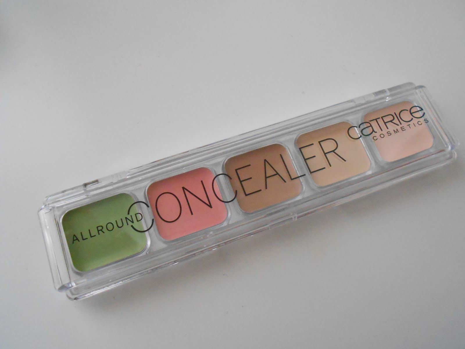 Beautyartsx All Round Concealer Palette Catrice