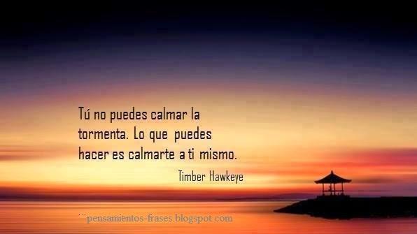 Frases de Timber Hawkeye