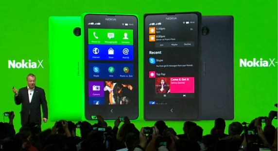 Nokia X launch