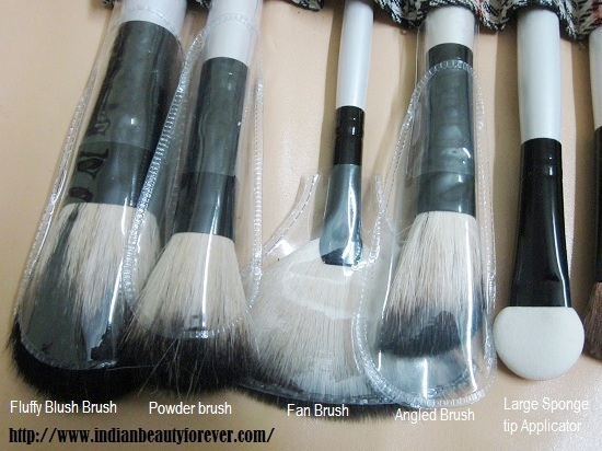 face Makeup Brush set Buyincoins