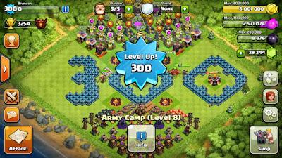Trik Meningkatkan Level Clash Of Clans dengan Cepat dan Mudah, Trik Meningkatkan Level Coc dengan Cepat dan Mudah, Level Clash Of Clans, Menaikkan level coc dengan cepat.