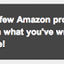 "Fitur baru ""The New Amazon Prompt"""