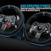 Logitech unveils New racing wheels