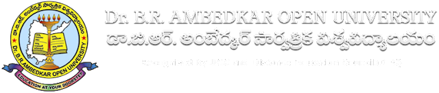 BRAOU Ambedkar Open University DETAILS OF EXAMINATIONS APPEARED 2013 - 2014 Details