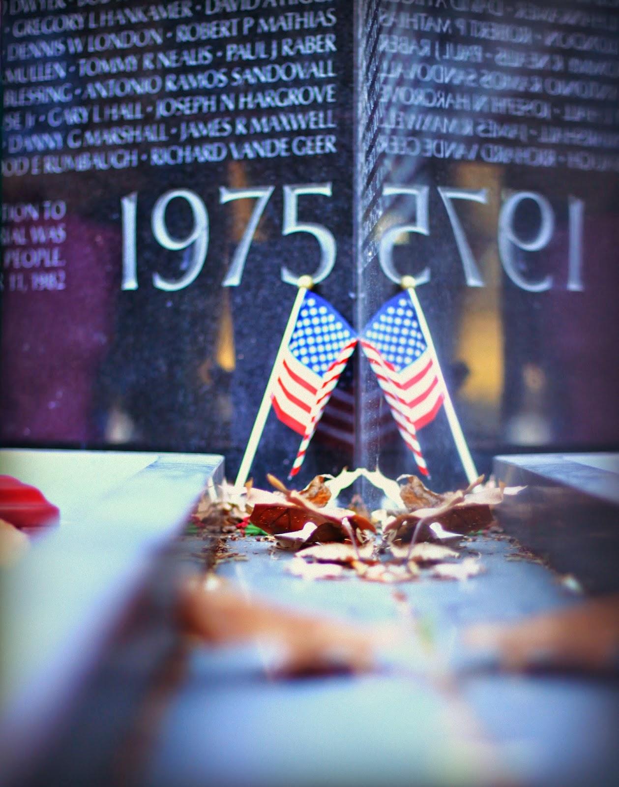 Vet War Memorial