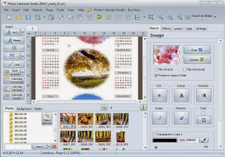 Download Mojosoft Photo Calendar Studio 2014 Full