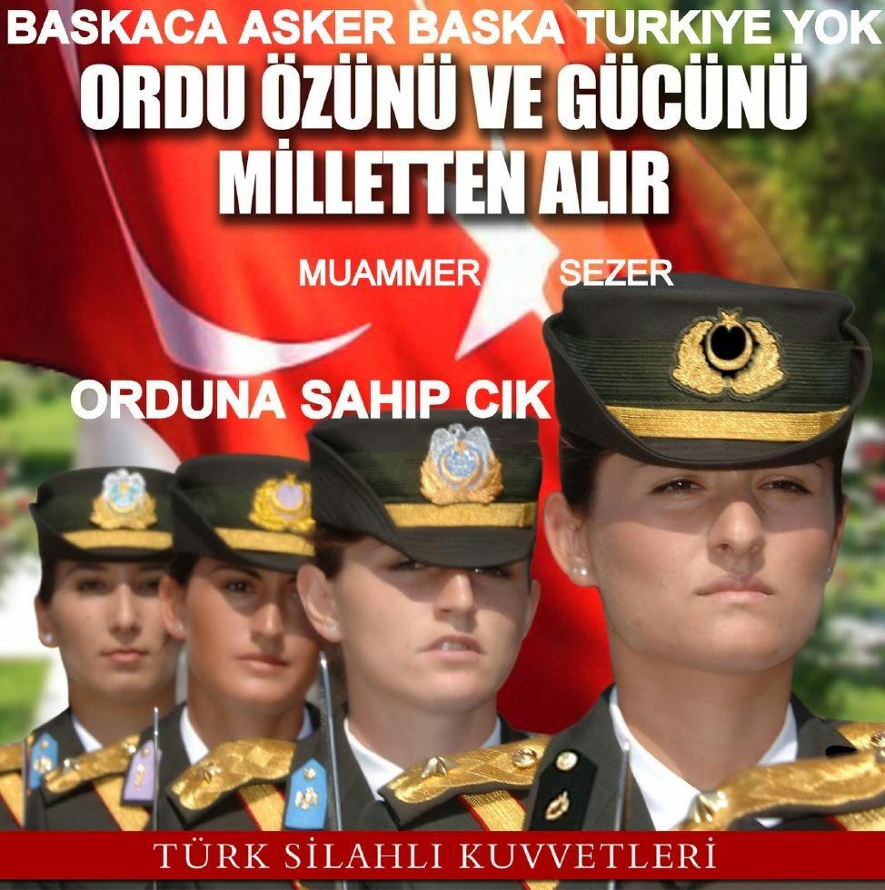GUCLU ORDU=GUCLU TURKIYE!