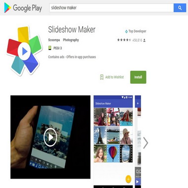 play google com - slideshow maker