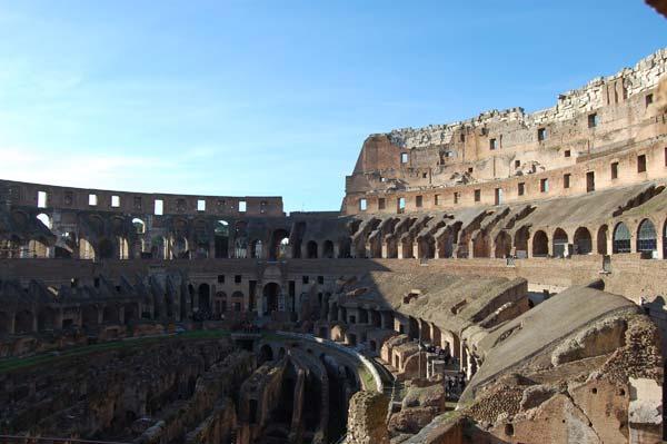 Destino Roma Italia