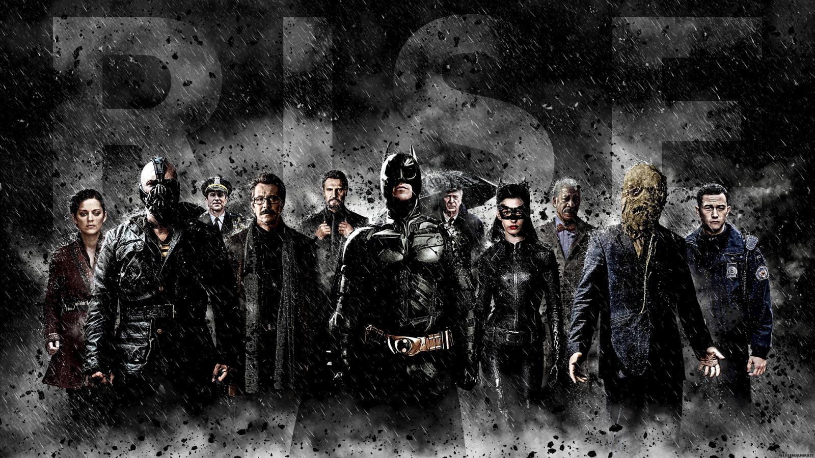batman dark knight trilogy wallpapers - Batman Dark Knight Rises free wallpaper