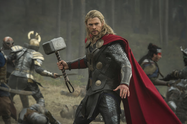 Thor The Dark World Thor Chris Hemsworth