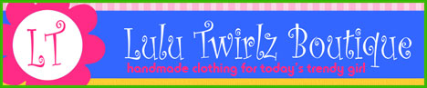 Lulu Twirlz Handmade Girls Clothes