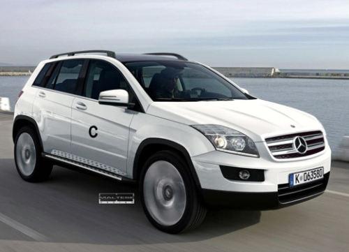 2011 Mercedes BLK